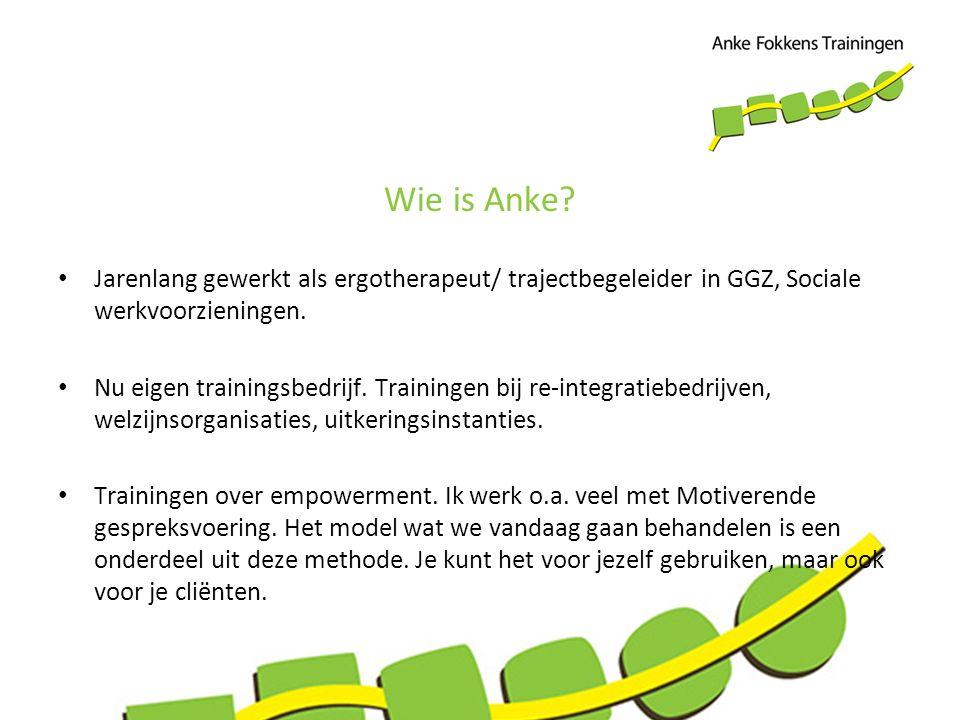 Wie is Anke.