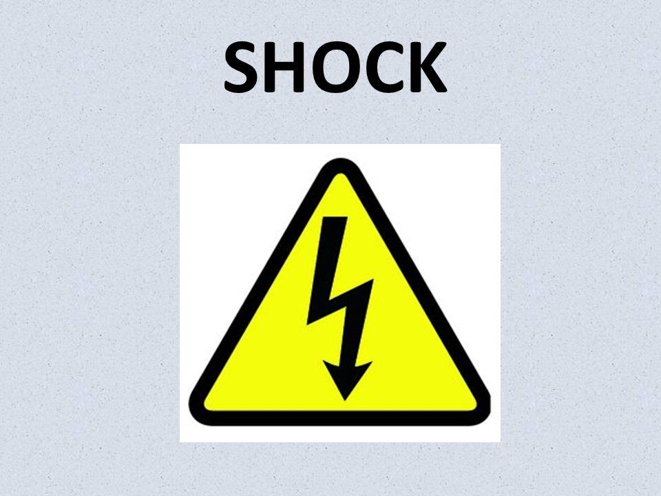 Shock Pathologie/verpleegkunde