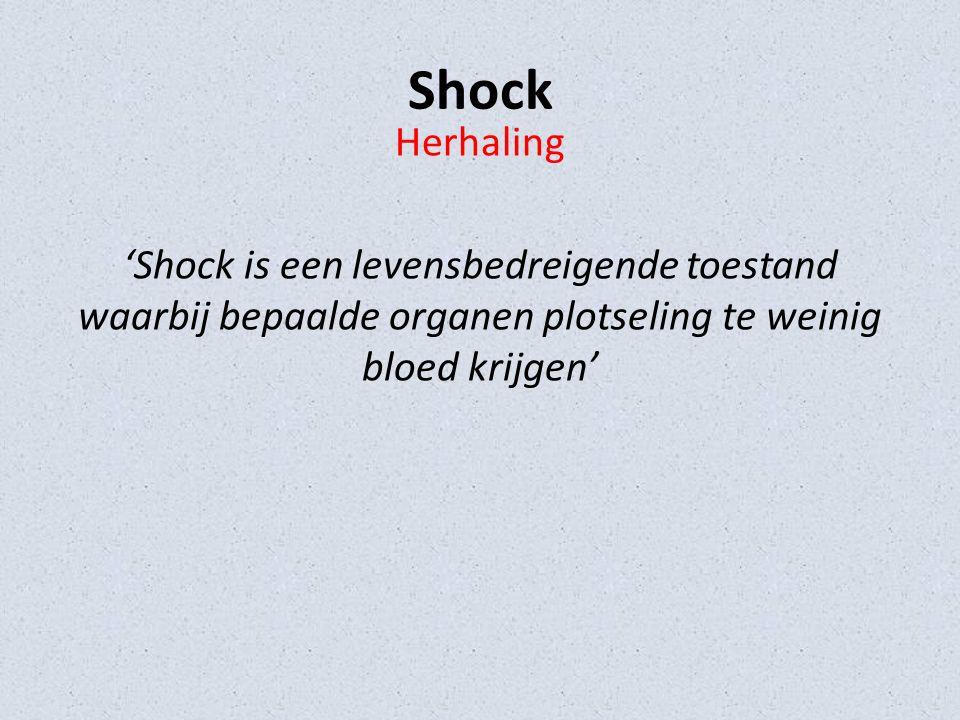 Shock Evaluatie TIPS TOPS