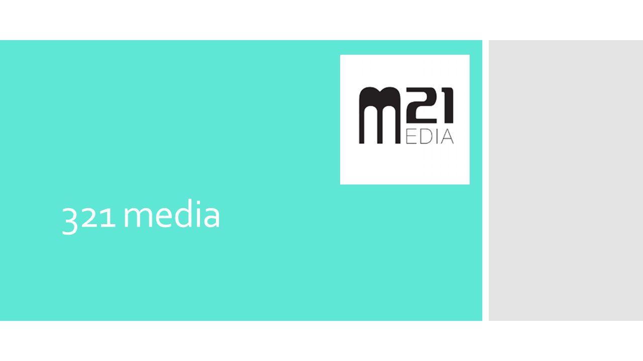  Inhoudsopgave Wat heeft 321 media te bieden.1.