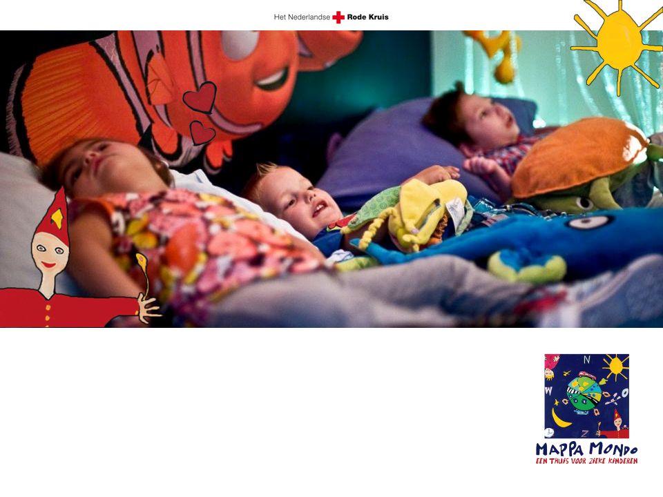 Huis voor kinderen van 0 tot 18 jaar met een ernstige ziekte.