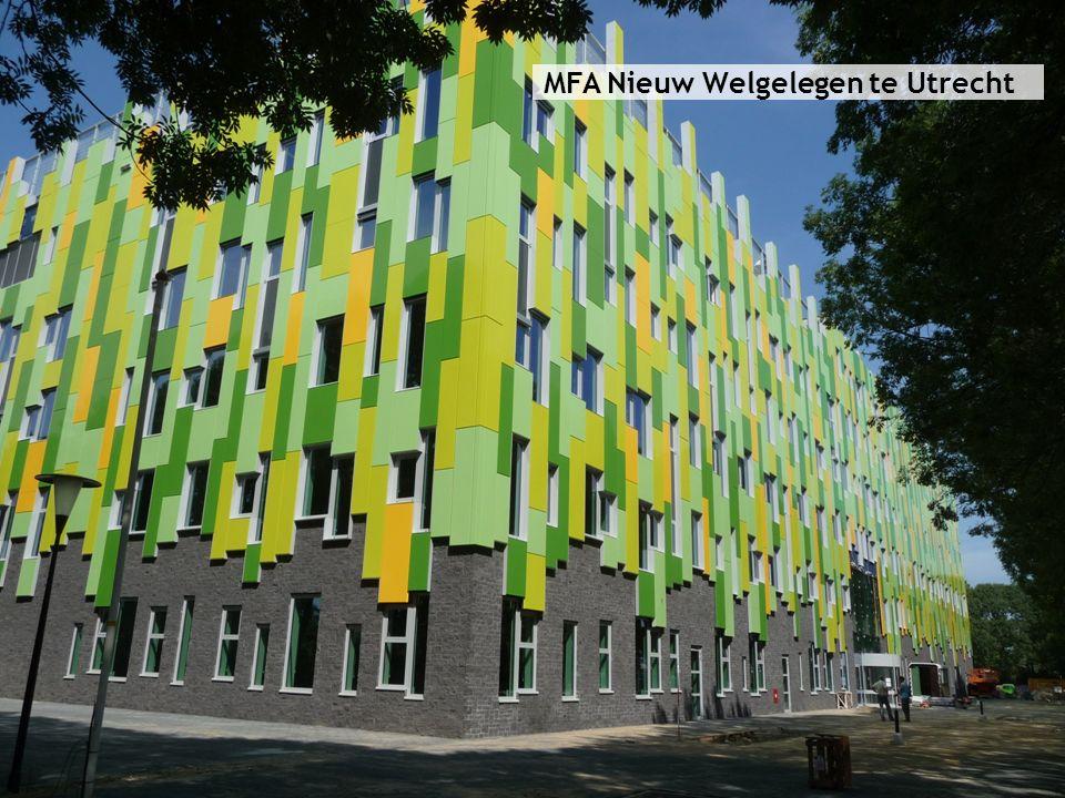 MFA Nieuw Welgelegen te Utrecht