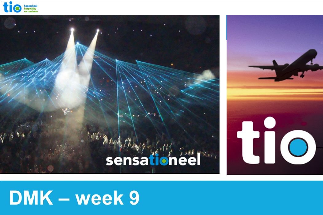 DMK – week 9