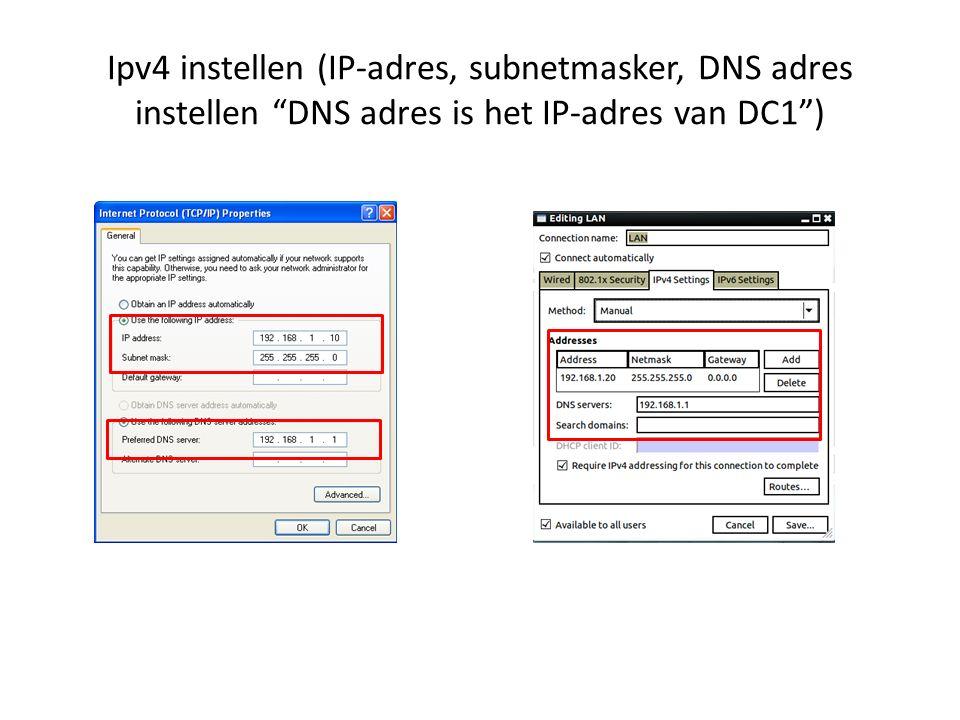 Installeer Likewise (Ubuntu)
