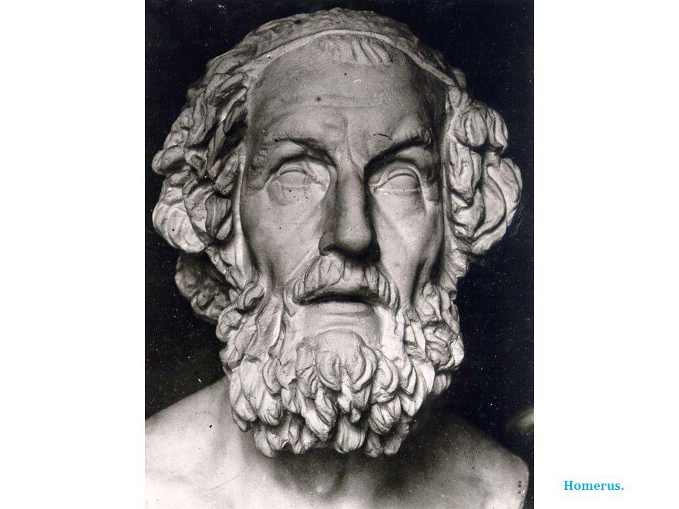 Homerus.