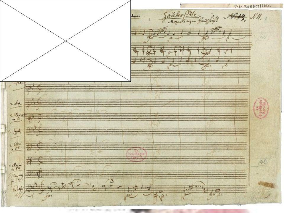Die Zauberflöte 'Ein Singspiel' Mozart als Vrijmetselaar