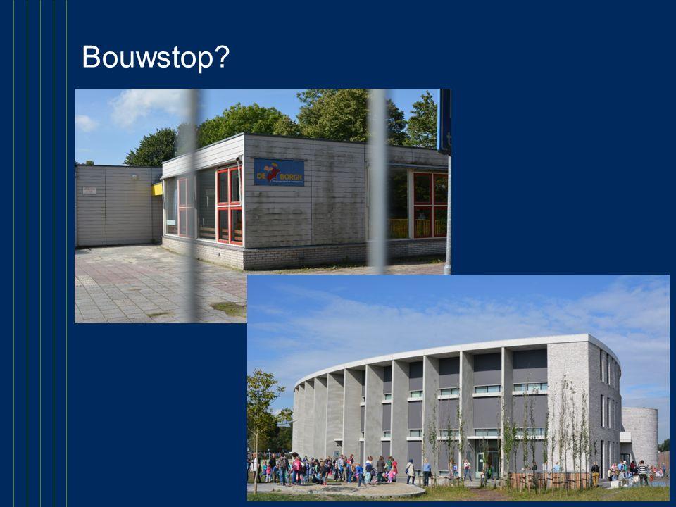 Bouwstop?