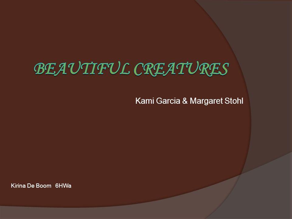 Kami Garcia & Margaret Stohl Kirina De Boom 6HWa