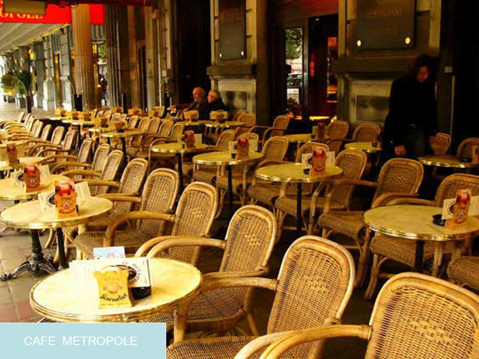 Oude cafés in Brussel