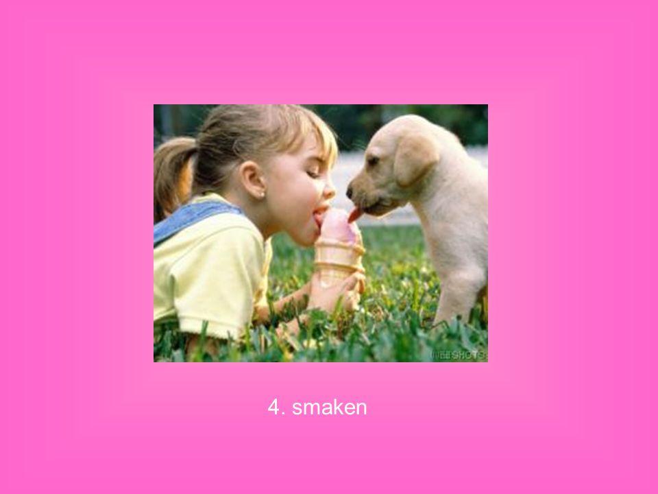 4. smaken