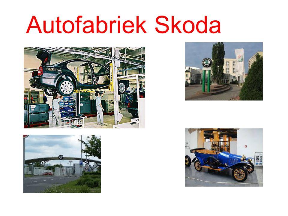 Autofabriek Skoda