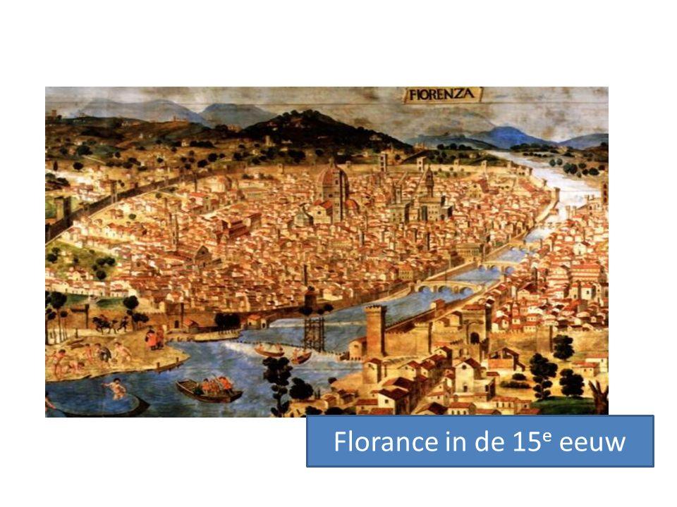 Florance in de 15 e eeuw