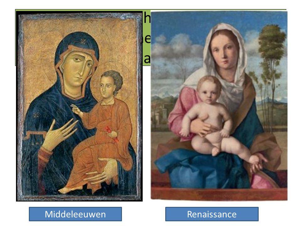Volgens sommige historici eindigen de middeleeuwen met het ontstaan van de Renaissance.