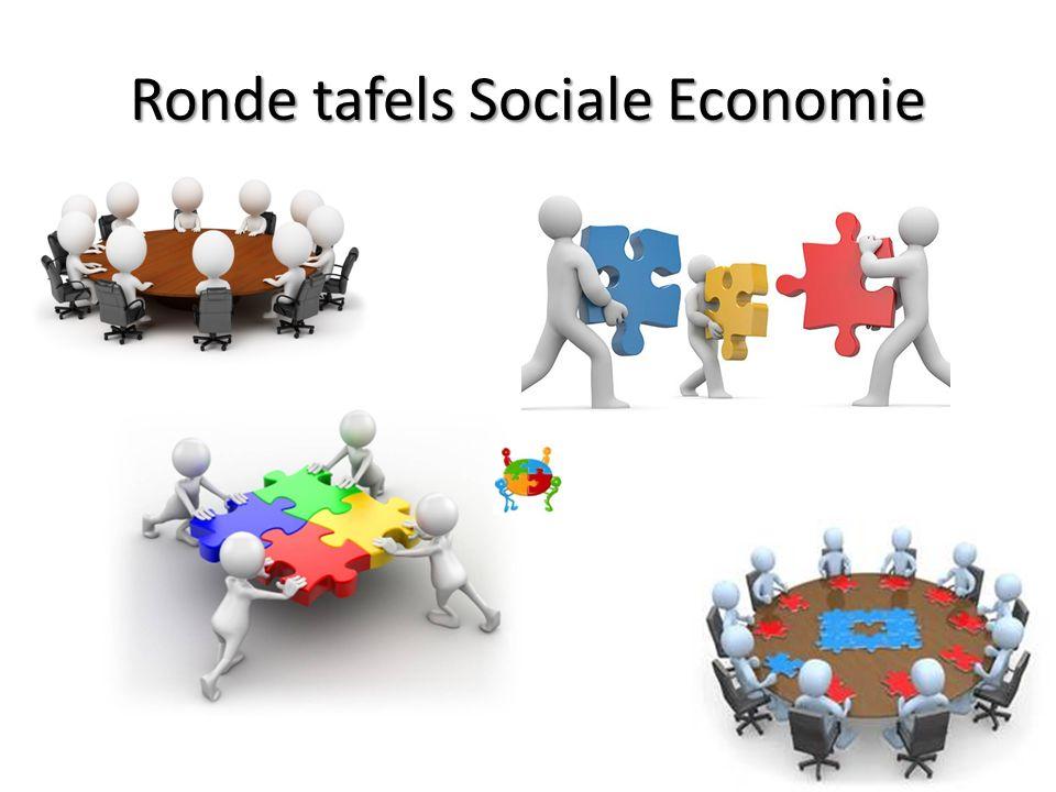 Ronde tafels Sociale Economie