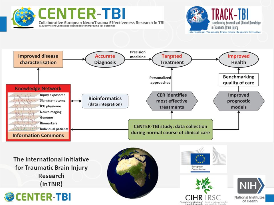 The International Initiative for Traumatic Brain Injury Research (InTBIR)