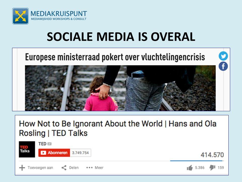 SOCIALE MEDIA Is mijn DOELGROEP mediawijs.Wat is de DIGITALE KLOOF of Mediawijsheid.