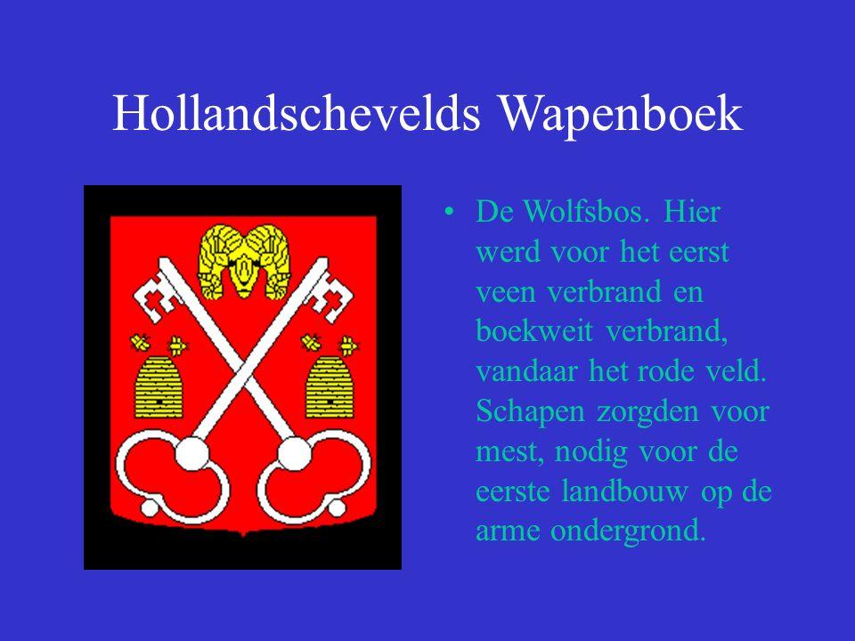 Hollandschevelds Wapenboek De Wolfsbos.
