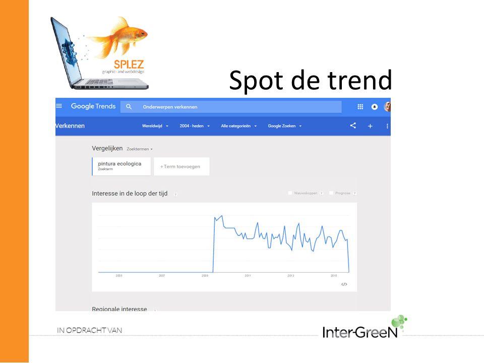Spot de trend