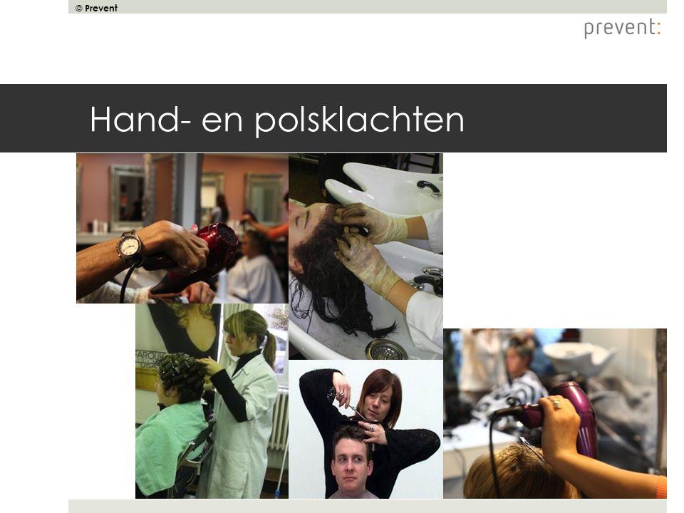 © Prevent Hand- en polsklachten
