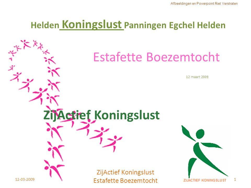 12-03-2009 ZijActief Koningslust Estafette Boezemtocht 2