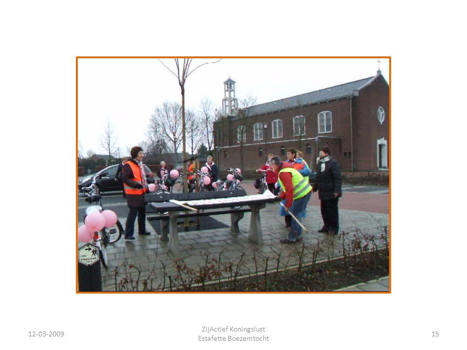 12-03-2009 ZijActief Koningslust Estafette Boezemtocht 16