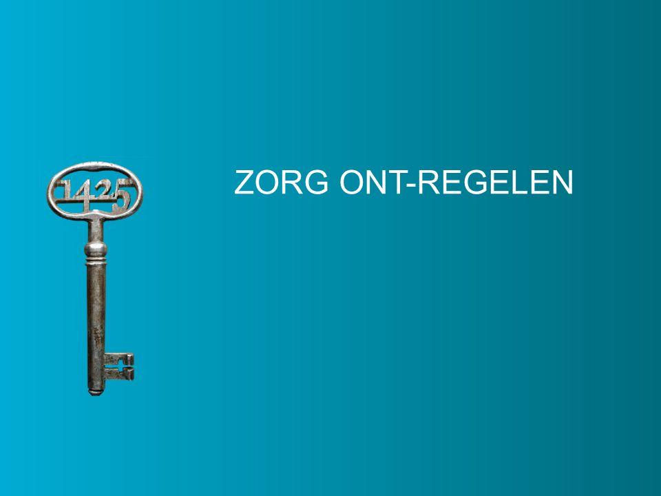 ZORG ONT-REGELEN