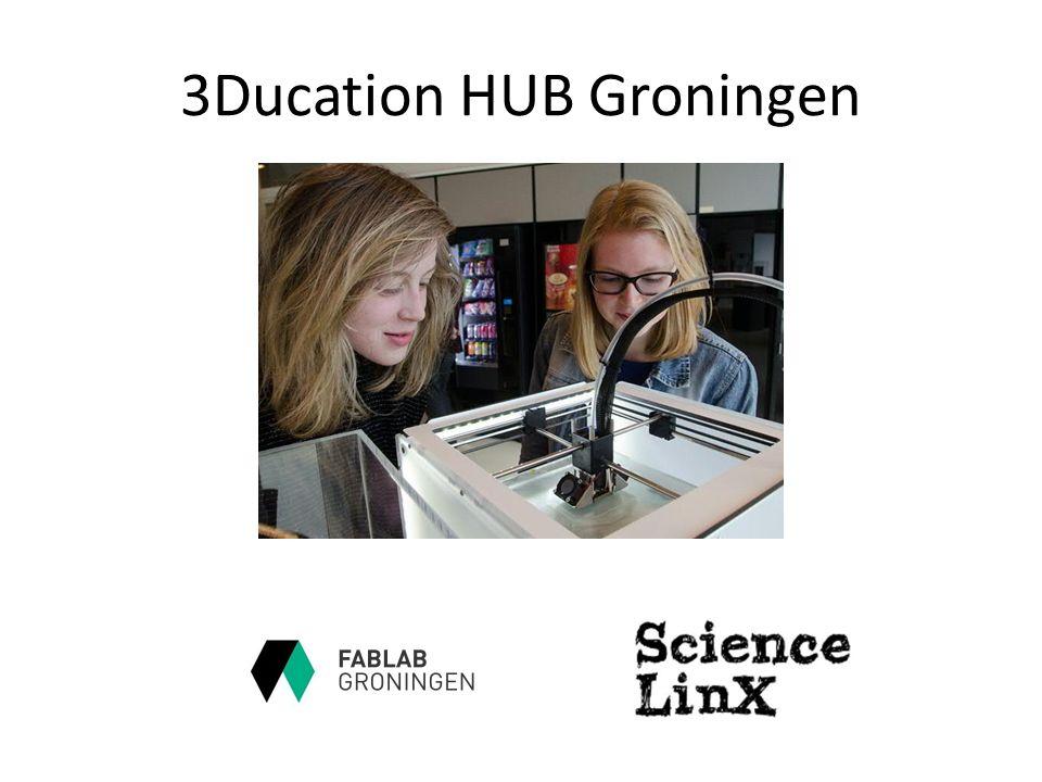 3Ducation HUB Groningen
