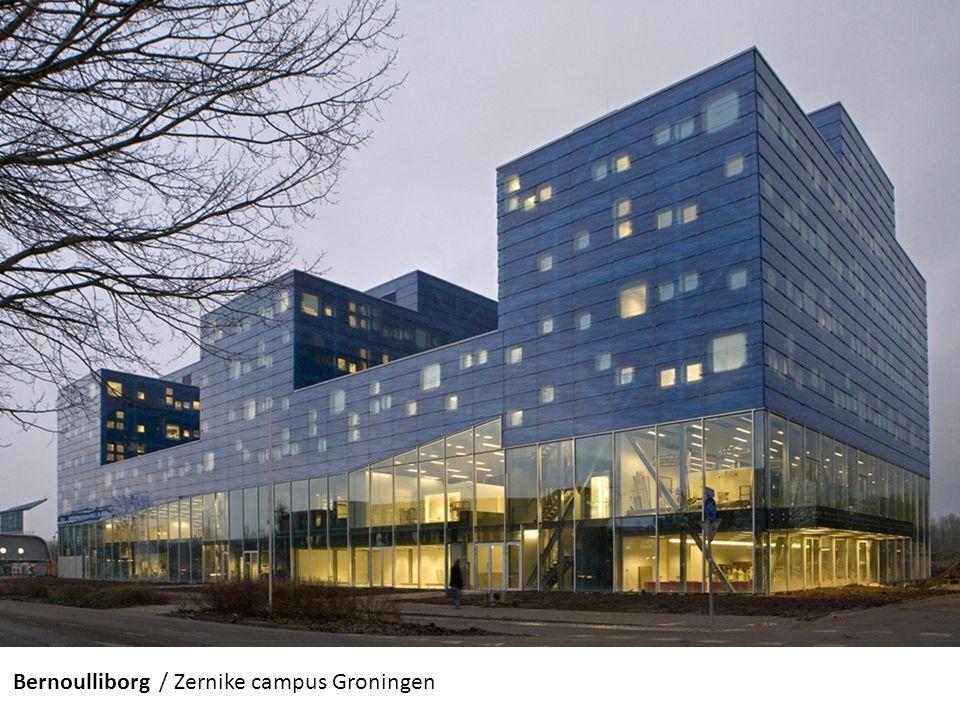 Bernoulliborg / Zernike campus Groningen