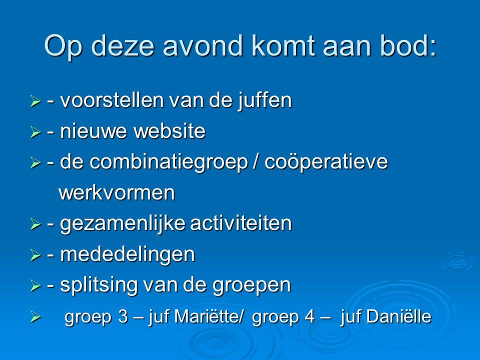 Gebruikersnaam: ouders Wachtwoord: welkom www.schare.nl