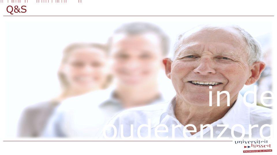 in de ouderenzorg Q&S