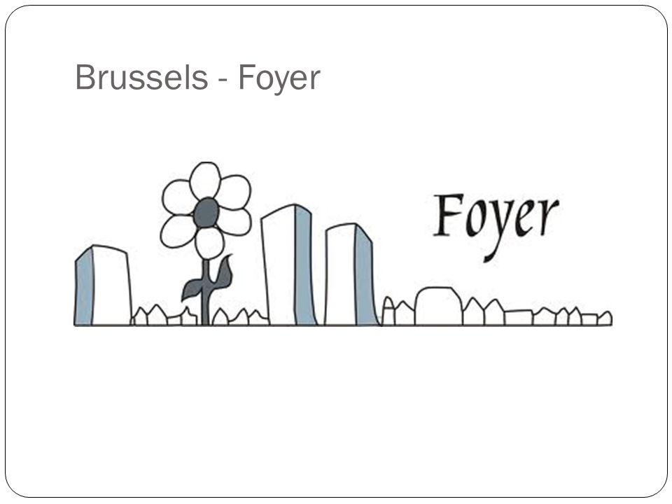 Brussels - Foyer