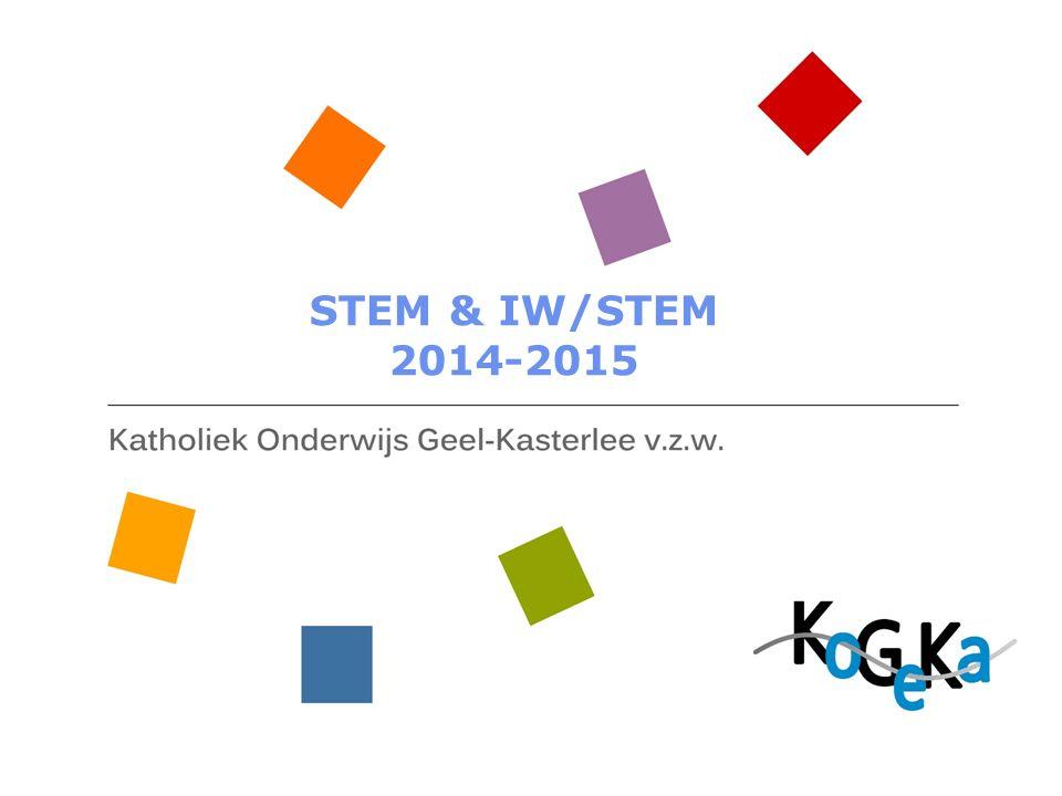 STEM & IW/STEM 2014-2015