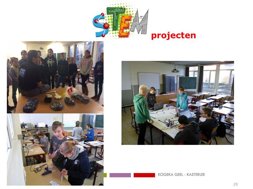 projecten 25