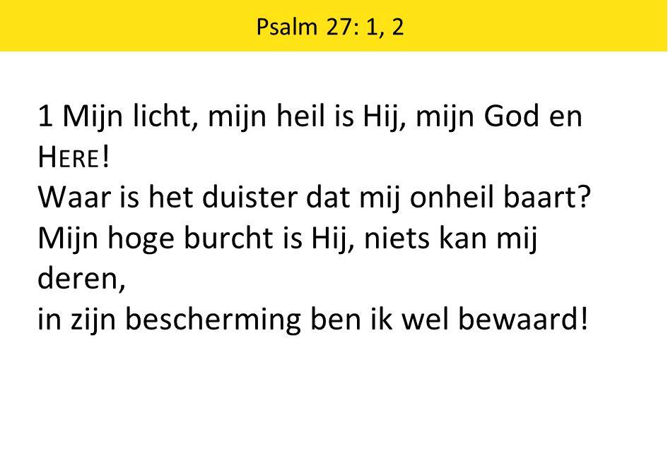 Gezongen Credo (geloofsbelijdenis) Ik geloof in God den Vader, den Almachtige, Schepper des hemels en der aarde.