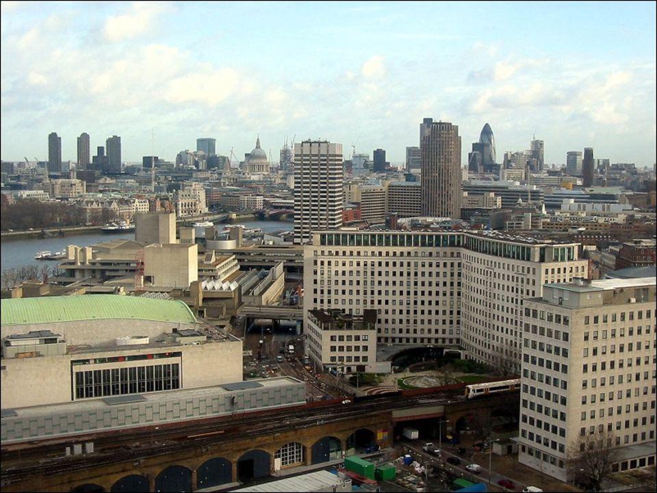 Een ritje in het Rad duurt ongeveer een half uurtje maar biedt je een prachtig uitzicht over Londen en het landschap daar om heen.