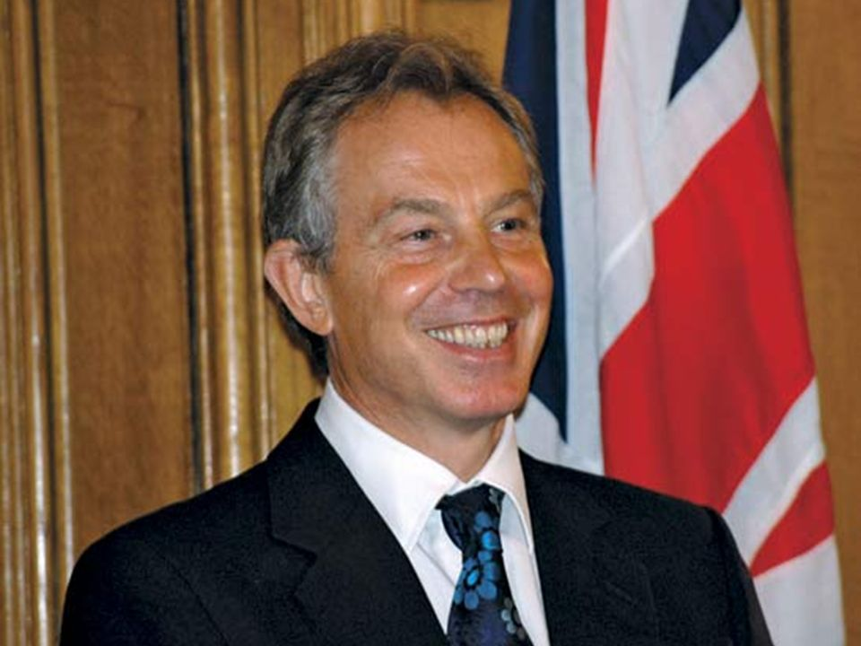 Het rad is geopend door Engelse minister-president Tony Blair op 31 december 1999,