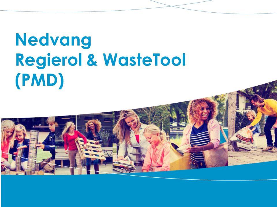 Nedvang Regierol & WasteTool (PMD)
