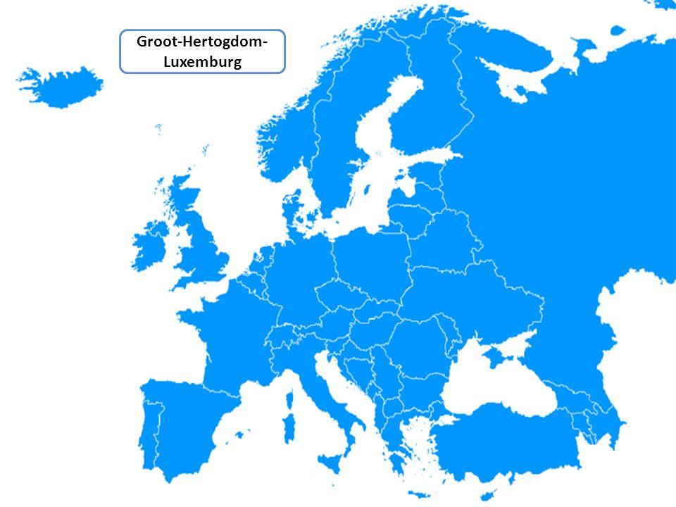Groot-Hertogdom- Luxemburg