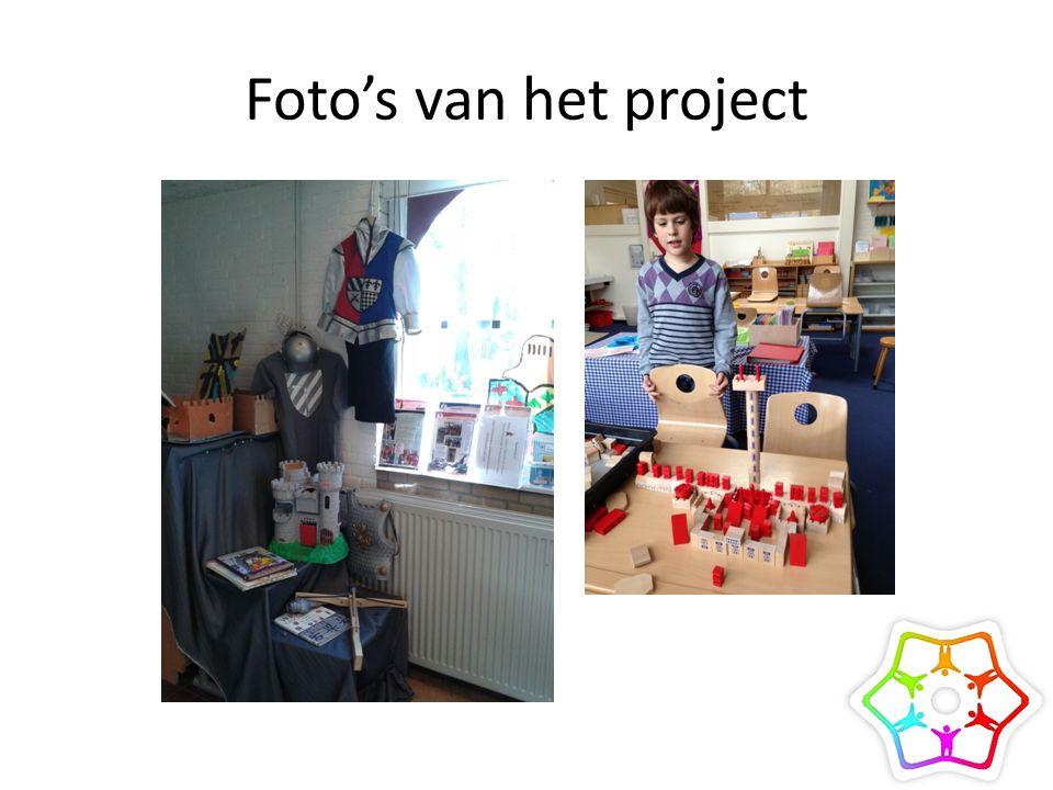 Foto's van het project