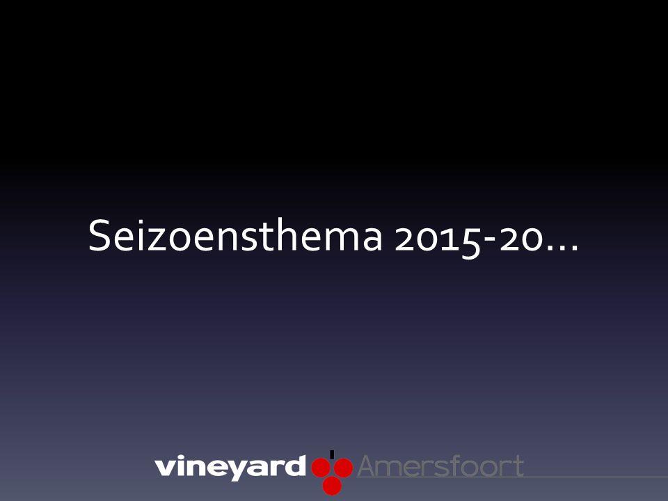 Seizoensthema 2015-20…