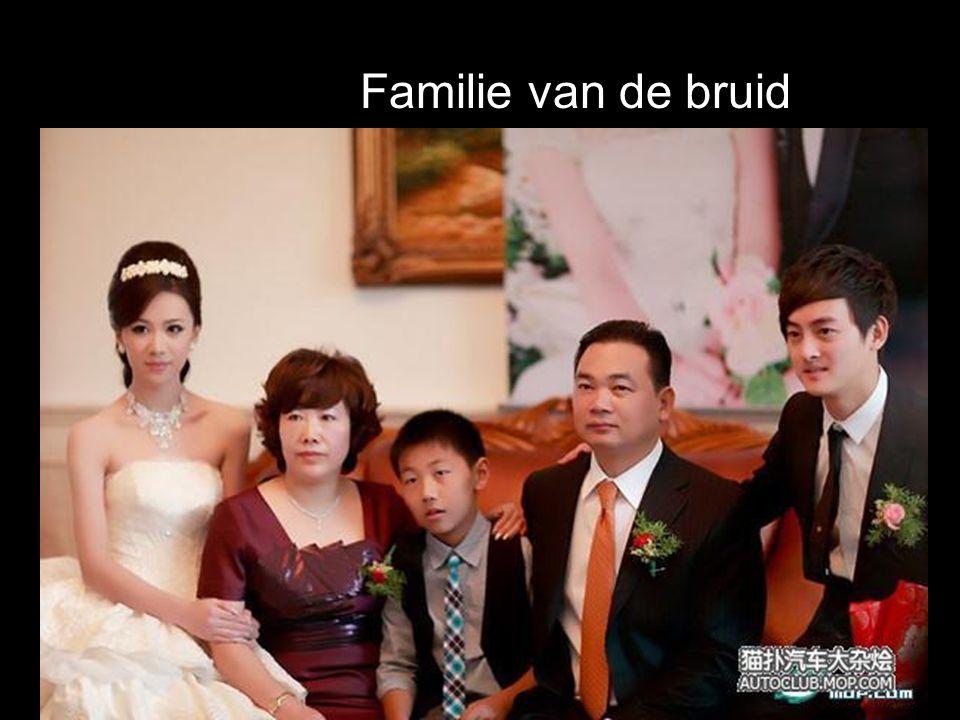 Bruidsjonkers en bruidsmeisjes