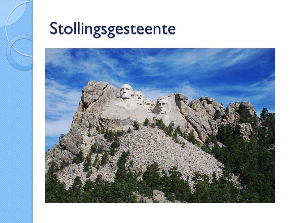 Metamorf gesteente Door hoge temperaturen en hoge druk Samen persing
