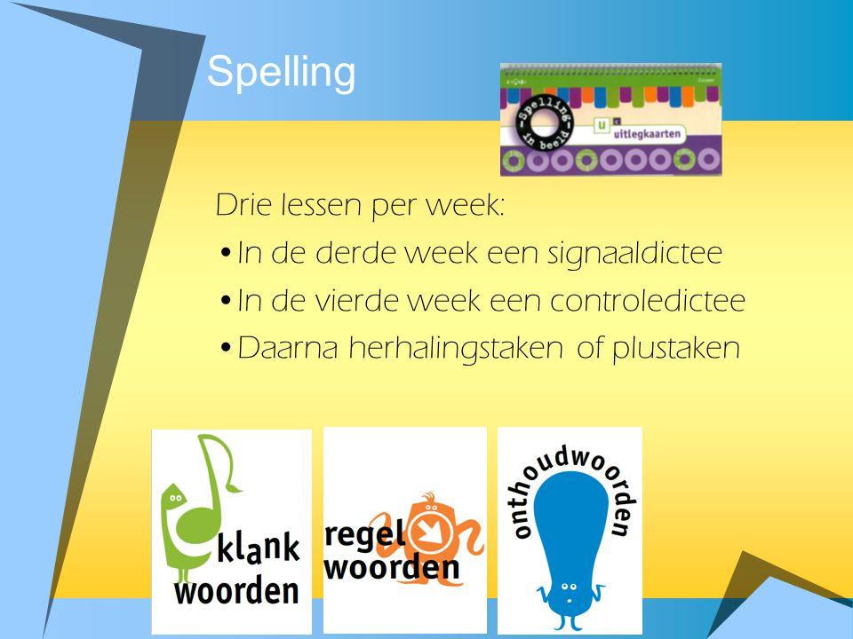Taal  http://www.youtube.com/watch?v=jCnaZoiar6U http://www.youtube.com/watch?v=jCnaZoiar6U Taal in beeld Vier lessen per week: - woordenschat - spre