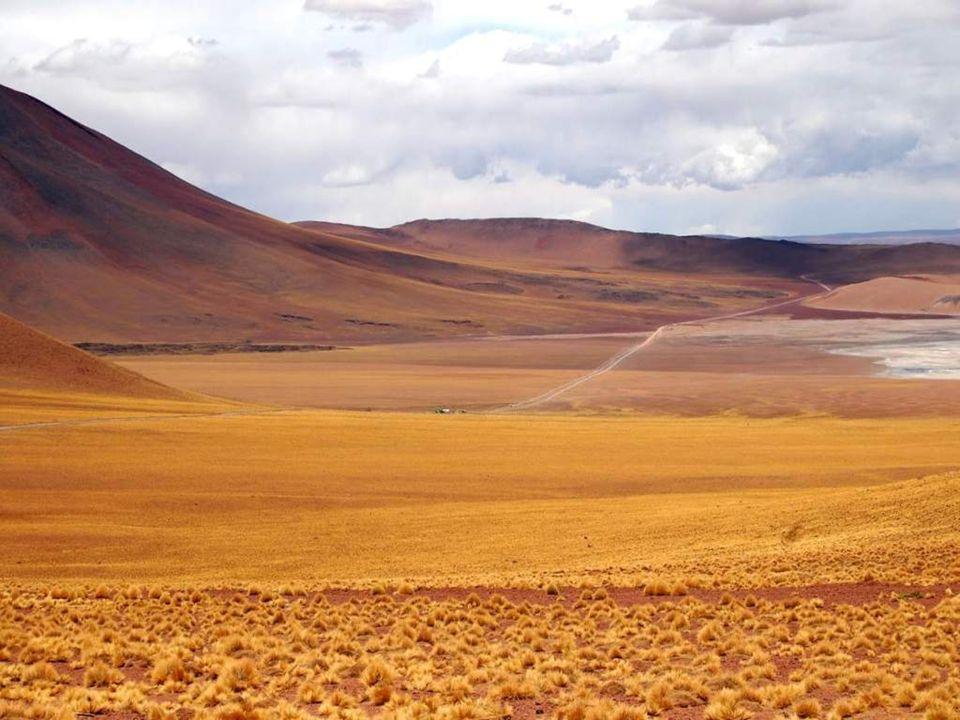 De Atacama woestijn, de droogste ter wereld, is 'n spectalulair meteorologisch fenomeen...