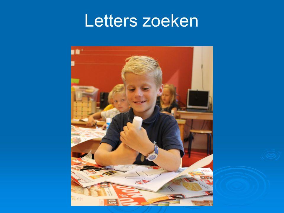 Letters zoeken