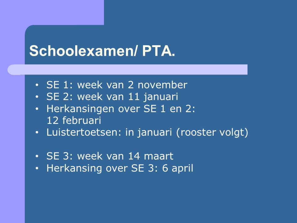 Organisatie Dhr.v Haasteren, Dhr. Boerboom en dhr.