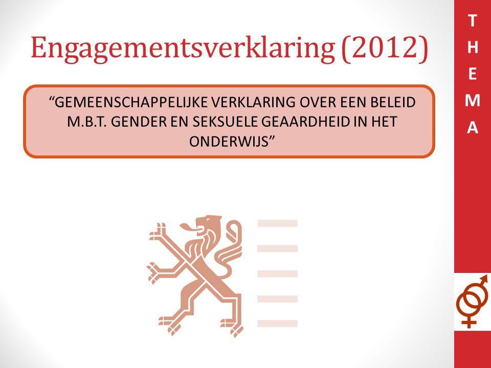 Engagementsverklaring (2012) GEMEENSCHAPPELIJKE VERKLARING OVER EEN BELEID M.B.T.