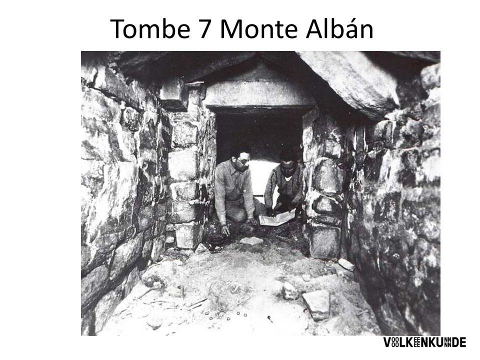 Tombe 7 Monte Albán