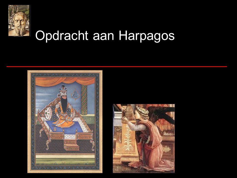 Opdracht aan Harpagos