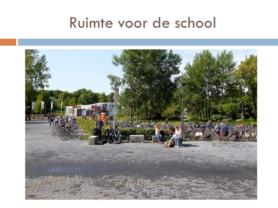 Ruimte voor de school